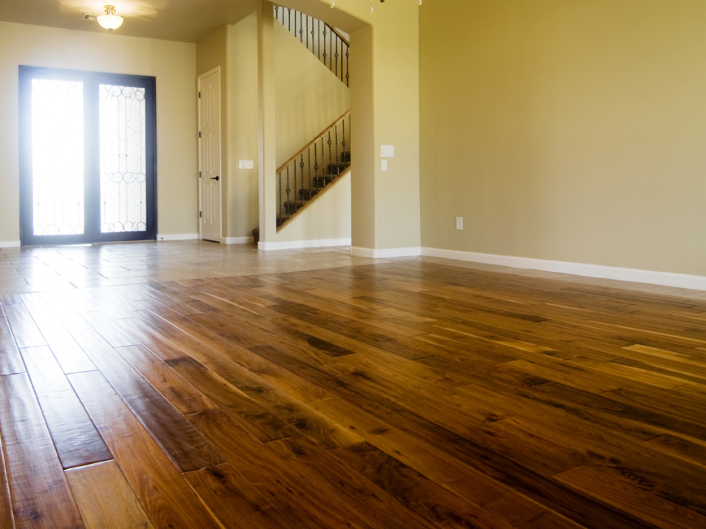 Is Your Hardwood Floor in Need of Repairs?